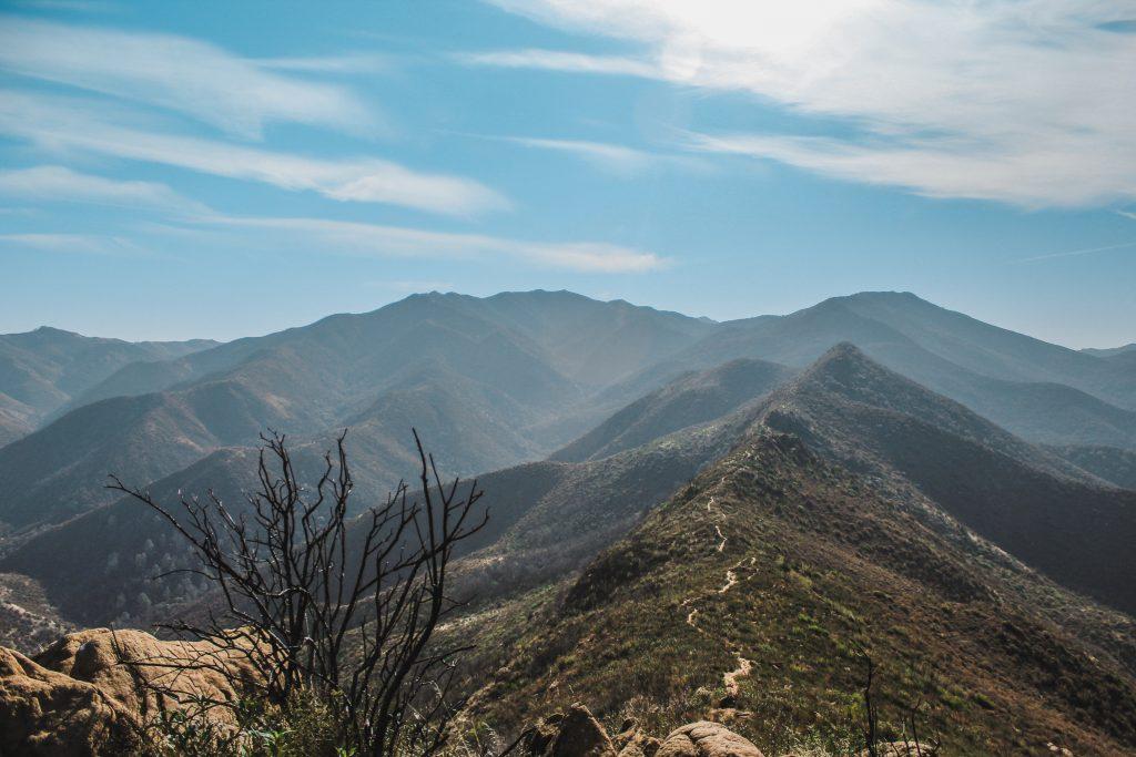 sonoma mountain range