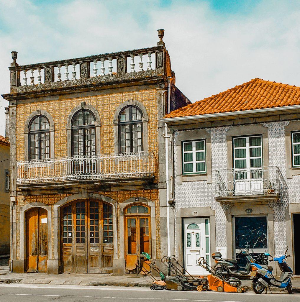 caminha village