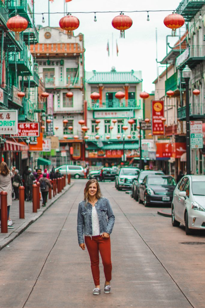 me in chinatown in san fran
