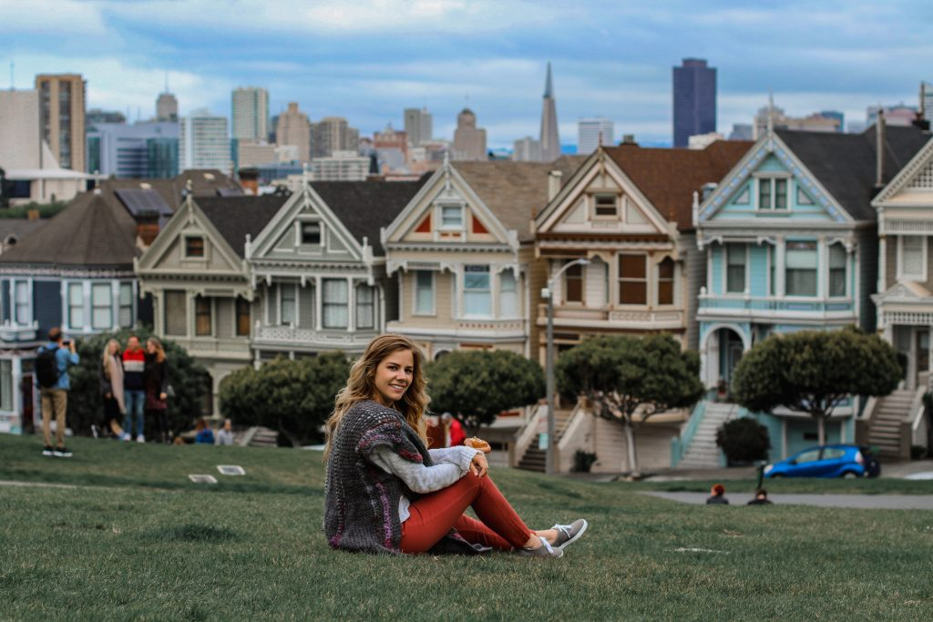 the painted ladies and me