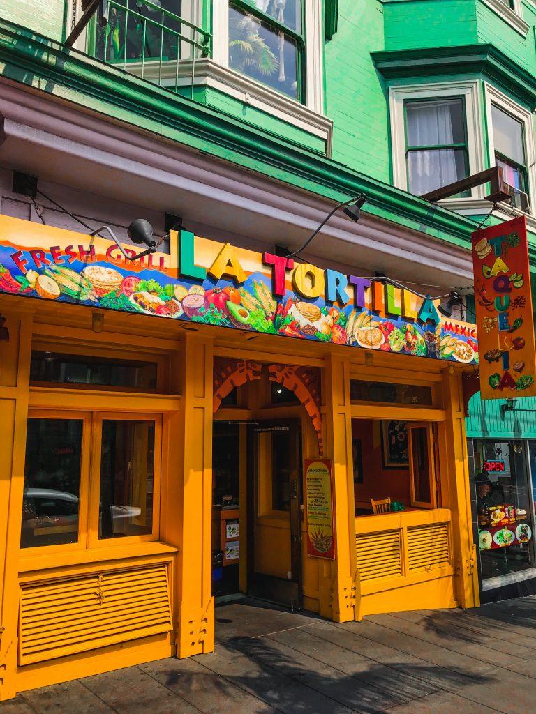 castro street la tortilla restaurant