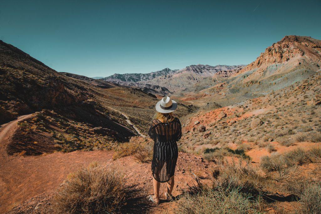 titus canyon drive