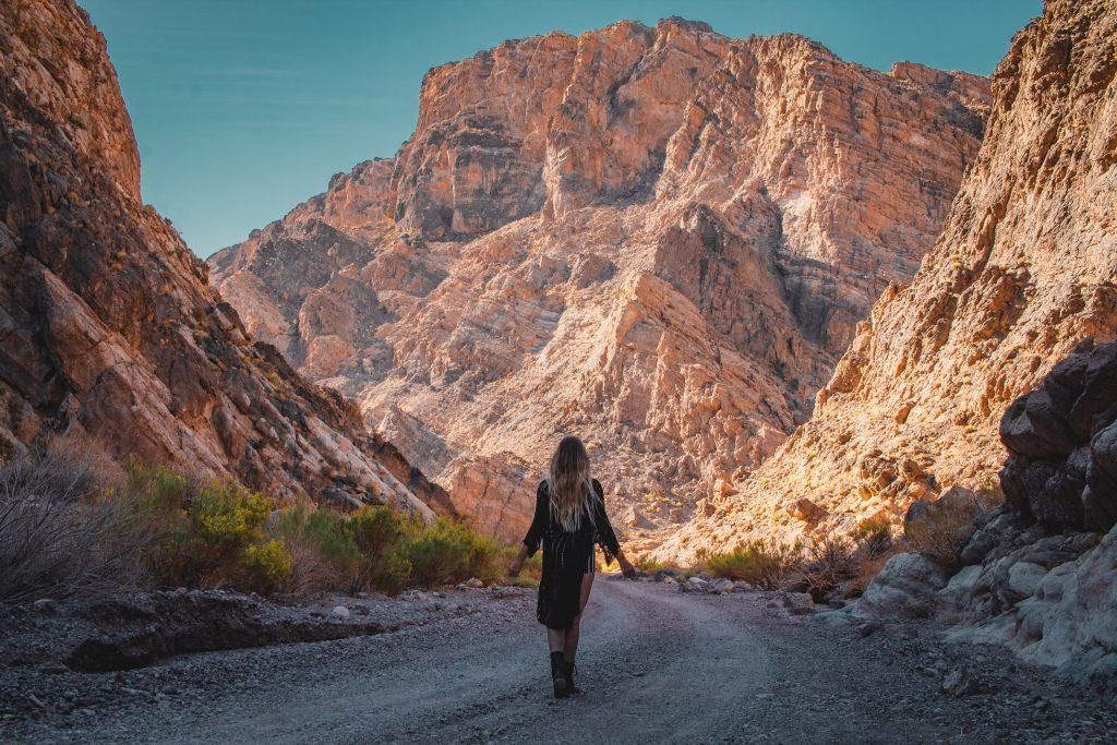 titus canyon road