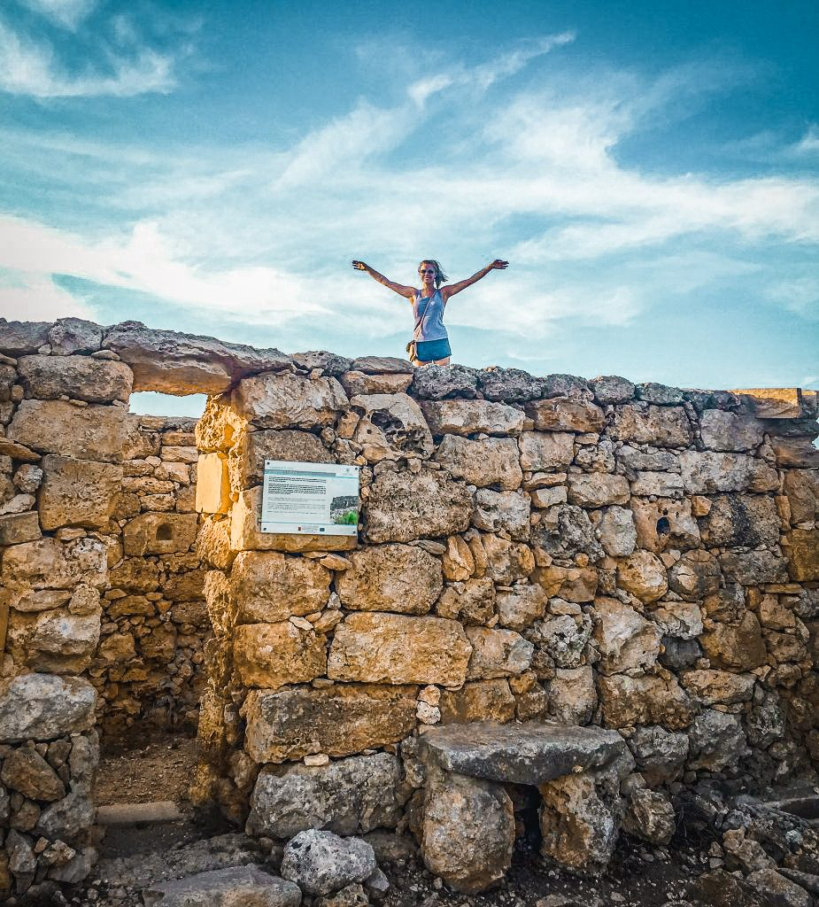 Roman Bath Houses on the Xemxija Heritage Trail