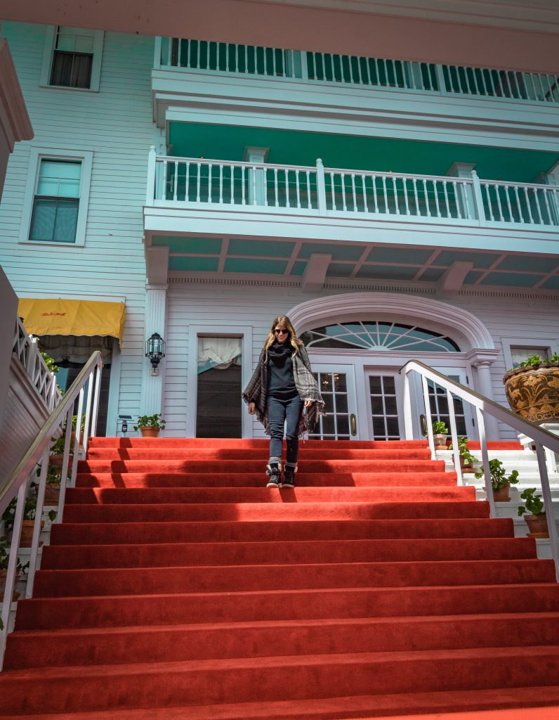 A Tour Of The Grand Hotel On Mackinac Island